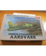 Vintage Warplanes of the World AArdvark Airplane 1/144 Model Kit FOR PAR... - $7.42