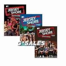 Jersey Shore TV Series Complete Seasons 1-3 UNCENSORED ~ NEW DVD BUNDLE SET - $74.20