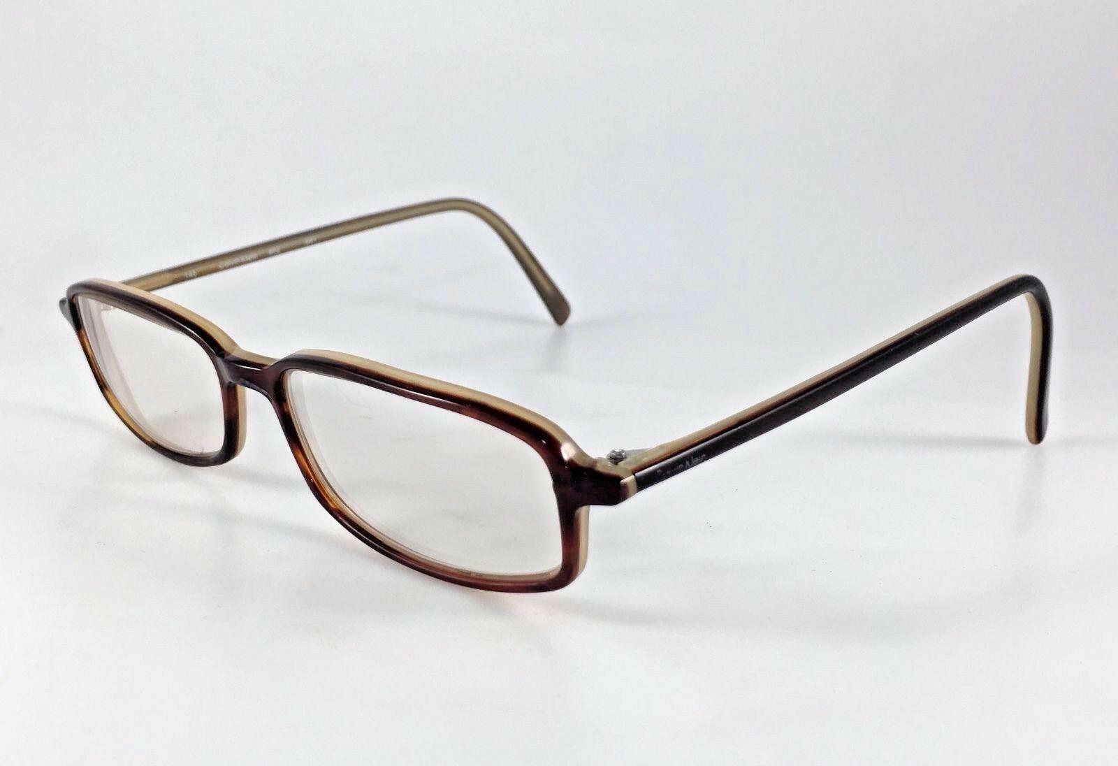 Calvin Klein Eyeglasses Eyeglass Frames Glasses 51 15 145 Eyewear RX 662 041