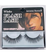 Jerome Russell Winks FLASH LASH Eyelashes SILVER BEADS - $3.49