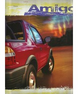 1998 Isuzu AMIGO sales brochure catalog US 98 V6 - $10.00