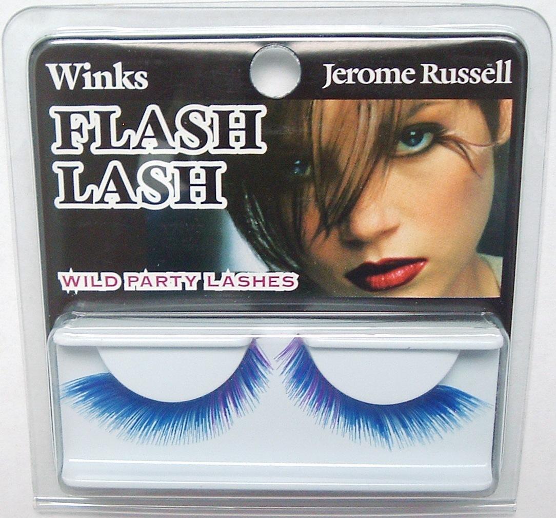 Jerome Russell Winks FLASH False Eyelashes 80's MOD Bonanza