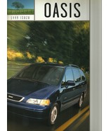 1999 Isuzu OASIS sales brochure sheet US 99 Odyssey - $8.00