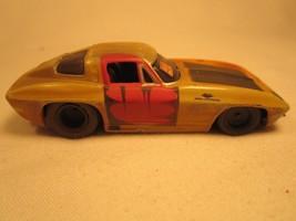 JADA TOYS 1963 #91331 Corvette Sting Ray Coupe 1:64 [Z203c3] - $8.64