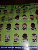 2018 INTERNATIONAL SOCCER TEENYMATES SERIES 1 - PICK YOUR SOCCER TEAM FIGURE  image 3