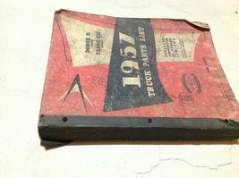 1957 Dodge Truck K FK Serie Teile List Manuell Cdn OEM Fabrik WM 4367 image 3