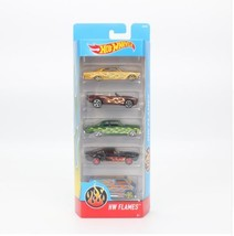 "Original 5pcs/box Hotwheels ""HW FLAMES"" Mini Car Collection Model Toys 1... - $19.99"