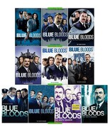 Blue Bloods Seasons 1 2 3 4 5 6 7 8 9 & 10 Complete TV Series DVD Set Ne... - $96.00