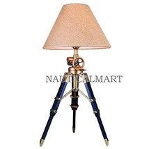 Navy Marine Tripod Table Lamp By Nauticalmart - $244.02