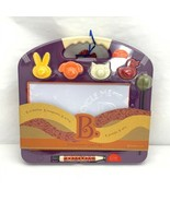 Magnetic Laptop Sketcher B. toys Magnetic Drawing Board- Plum Purple - $14.99