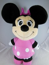 "Talking Minnie Mouse Plush 12"" Fisher Price Mattel Disney 2009 Rare Hard... - $22.76"
