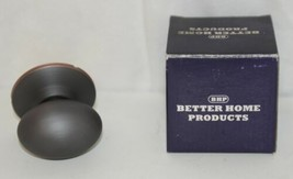 Better Home Products 51310B Dummy Egg Knob Design Oil Rubbed Bronze image 1