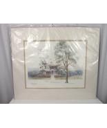 "NEW D. Morgan Print ""Love Someone"" 2000 - New - Still Sealed in Plastic - $25.00"
