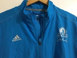 2014 Boston Marathon Adidas RUNS AS ONE Jacket size L - $47.50