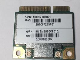 AD00064090 WLAN Realtek 802.11b/g/n 9WEM308QCE01Q RTL8191SE MOW-HMC - $4.94