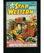 ALL-STAR WESTERN #78 1954-TRIGGER TWINS-JOHNNY THUNDER-DC WESTERN-RARE M... - $94.58