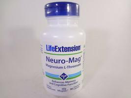 Life Extension Neuro-Mag 90 Vegetarian Capsules [VS-L] - $32.73