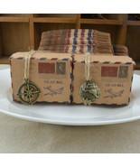 POPIGIST® 60pcs/Lot VIA AIR Mail Box Item Craft Paper Party Candy Boxes - $27.67