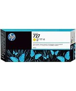 HP F9J78A T920/T2500 DesignJet Ink Cartridge - 2K Pages Yield - Yellow - $125.88