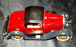 ERTL 1930 Ford Model A Convertible Roadster Bank AA19-1629 Vintage #208 image 5