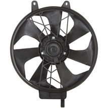 RADIATOR & A/C COOLING FAN CH3115109 FITS 91-95 CARAVAN TOWN & COUNTRY - VOYAGER image 3