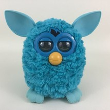 Furby Boom Interactive Toy Pet Hasbro 2012 Light Blue with Batteries Tes... - $39.55