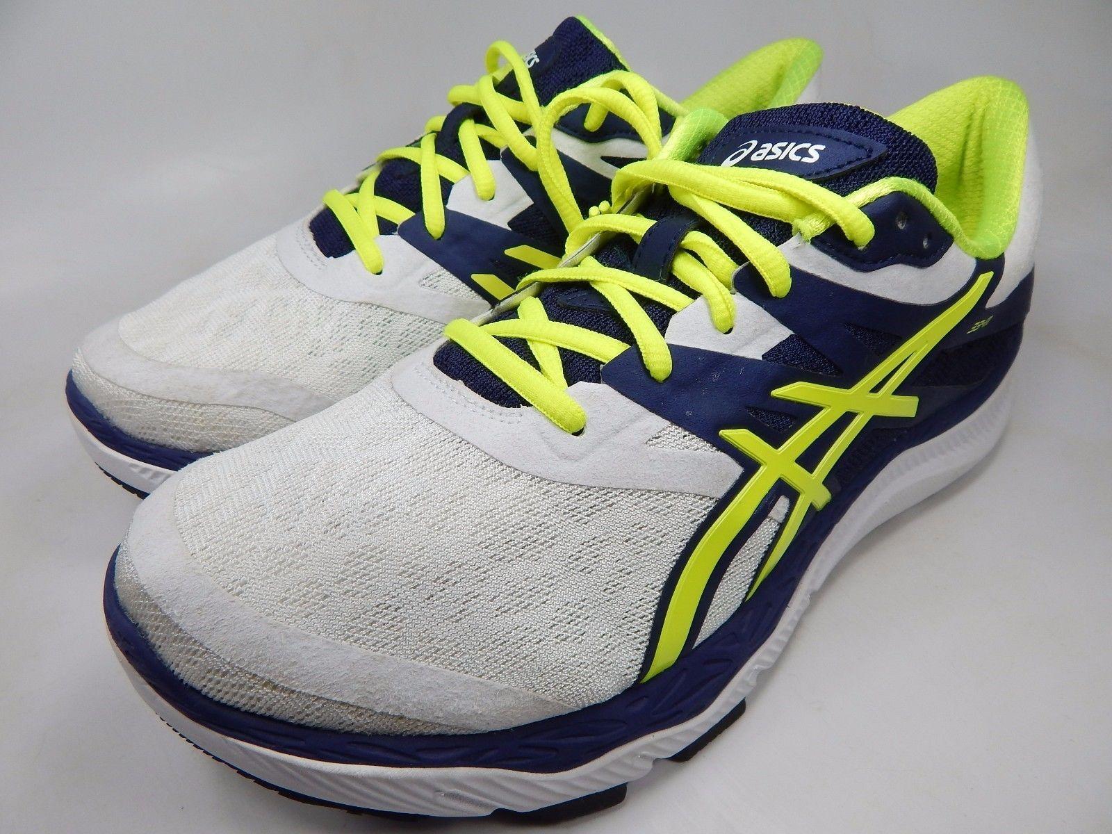 Asics 33-M Men's Running Shoes Size US 9.5 M (D) EU 43.5 White T538N