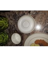 Vintage Denby Flat cup and Saucer Sets  - $60.00
