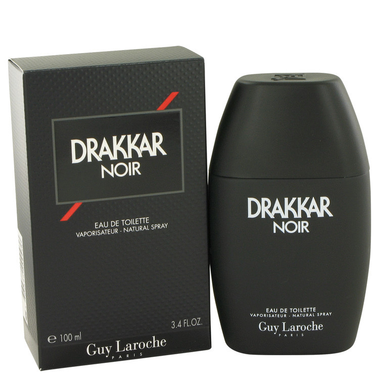Guy Laroche Drakkar Noir 3.4 Oz Eau De Toilette Spray