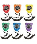 Champion Sports 910SET Stopwatch Timer Set: Waterproof, HandHeld Digital... - $47.41