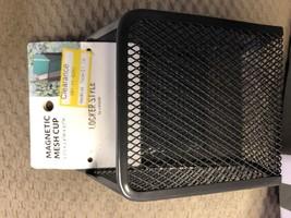 U-Brands Magnetic Mesh Locker Cup - Gray - $7.50