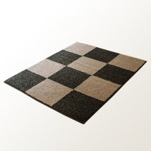 Naomi [Chocolate Life] Luxury Home Rugs (39.3 by 59 inches) - $64.89