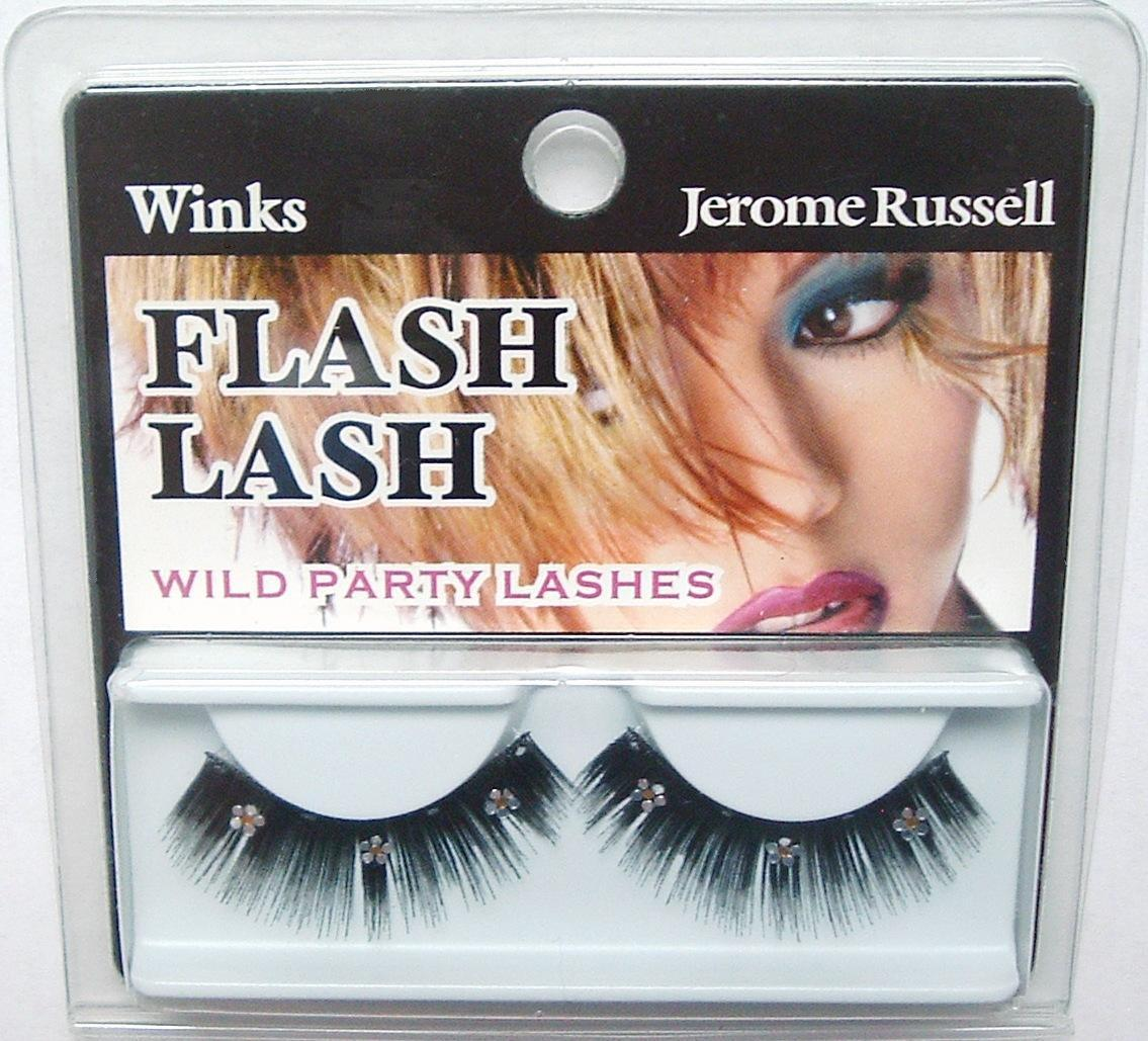 Jerome Russell Winks FLASH False Eyelashes DAISIES Bonanza