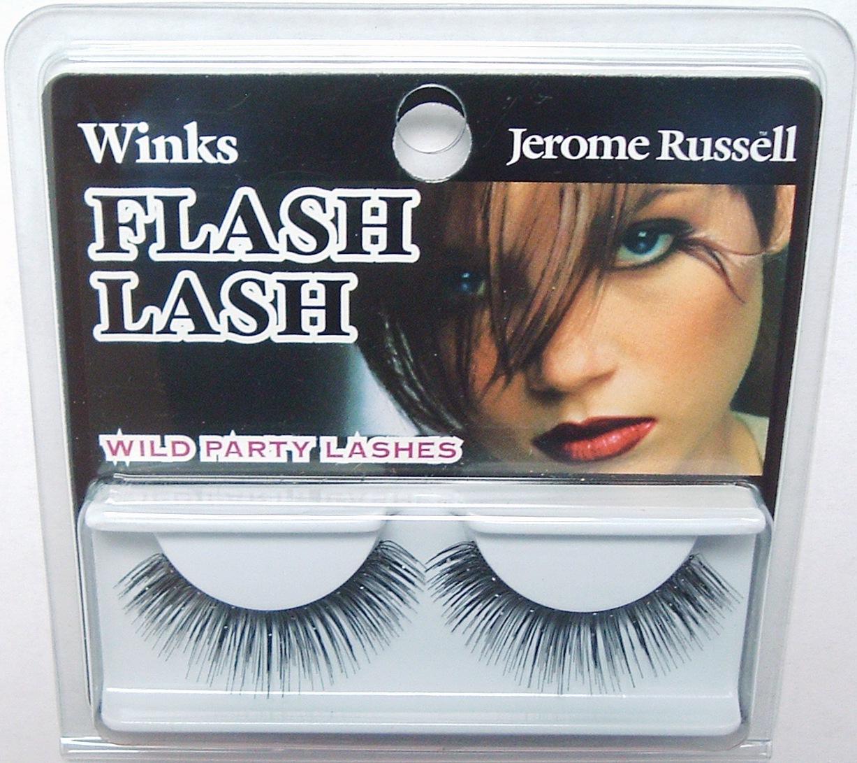 Jerome Russell Winks FLASH False Eyelashes DAZZLE Bonanza