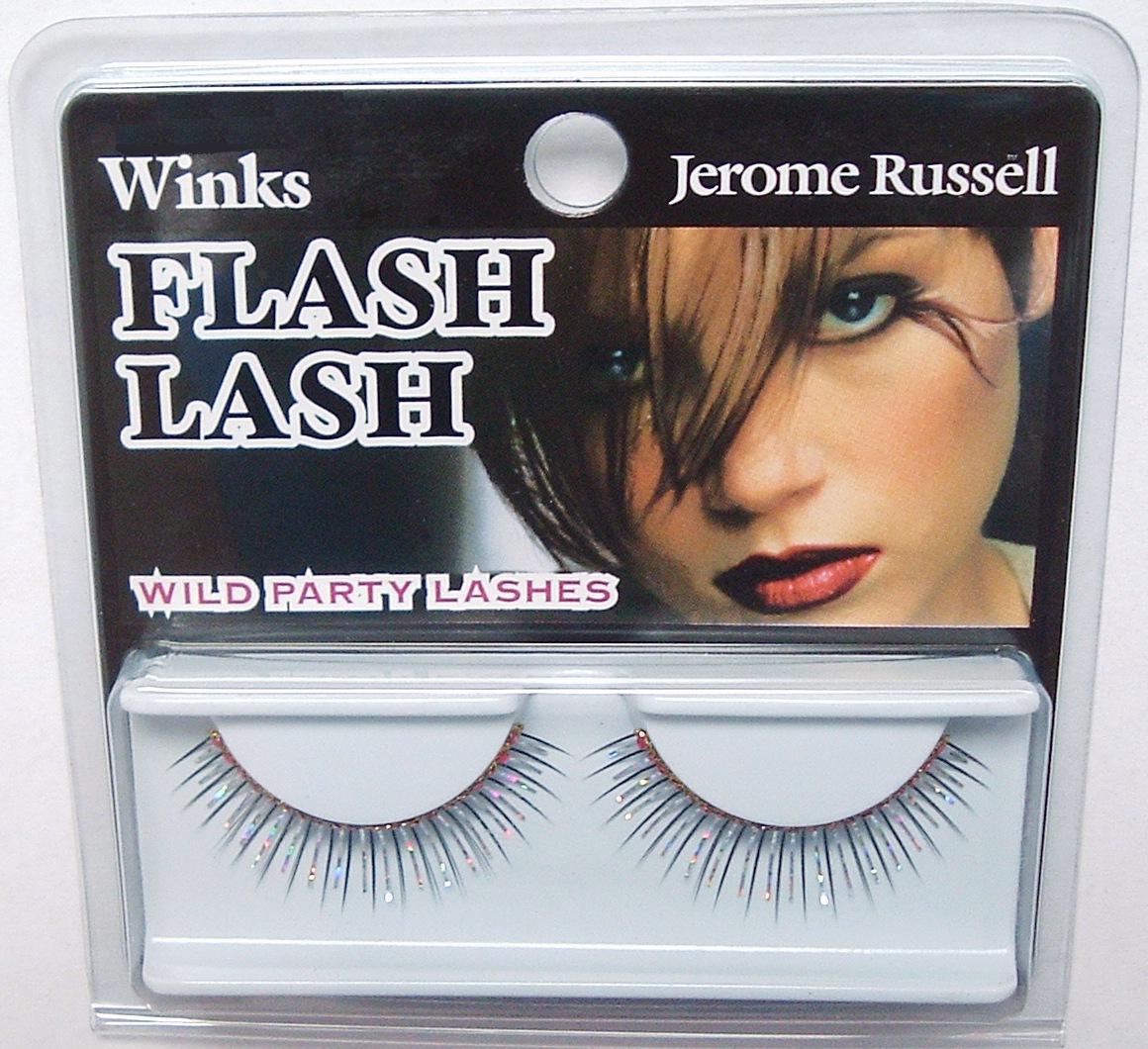 Jerome Russell Winks FLASH False Eyelashes EXOTIC Bonanza