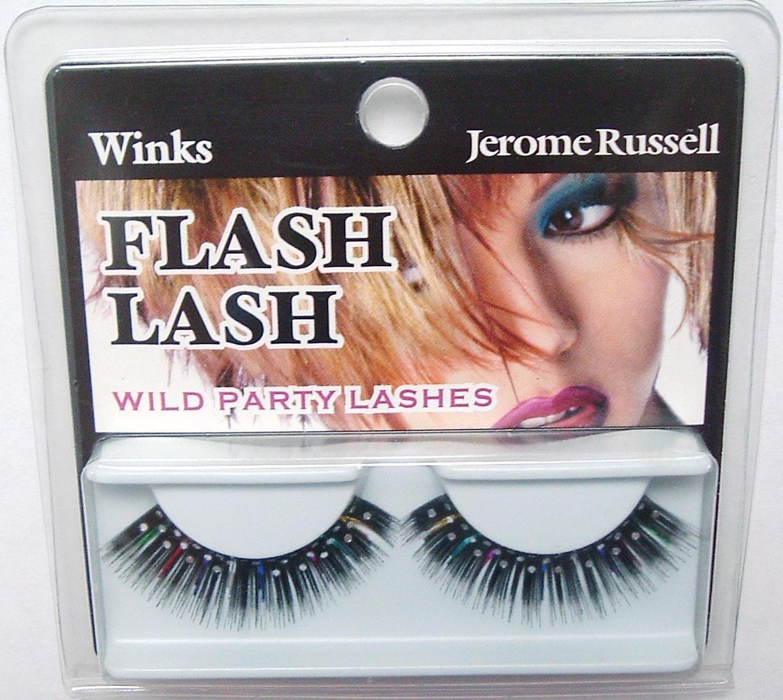 Jerome Russell Winks FLASH False Eyelashes PARTY Bonanza