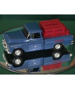 New York Giants 55 Chevrolet Truck Bank Goal Line Classic Ertl Model  - $24.95
