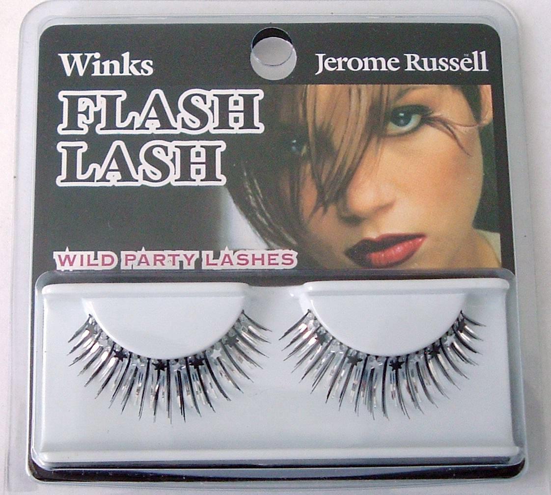 Jerome Russell Winks FLASH False Eyelashes STARLIGHT Bonanza