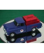 Buffalo Bills NFL Goal Line Classics 55 Chevrolet Truck Bank Diecast Model  - $24.95