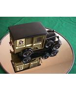 1929 Ford Model A Postal DeliveryTruck By Yorkshire - $34.95