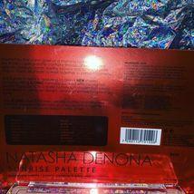 NEW IN BOX NATASHA DENONA MINI RETRO PALETTE W Sunrise Single Pan Trial image 3