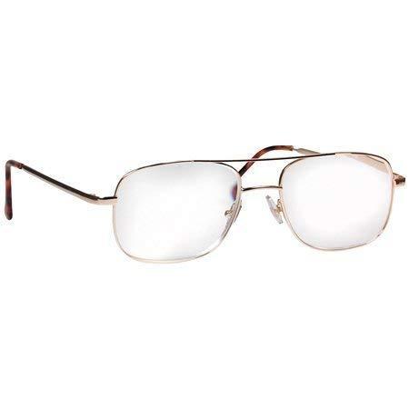 729e2dee322 31z54kxcorl. sl1500. 31z54kxcorl. sl1500. 2 Pairs Magnivision Essential  RR51 Gold reading glasses ...