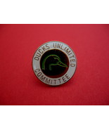 Ducks Unlimited Committee Collector Souvenir Lapel Hat Pin - $6.99