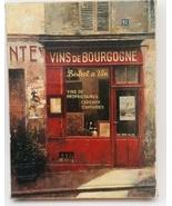 French Wine Shop Art - $14.95