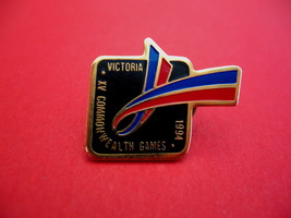 Victoria BC. Commonwealth Games 1994 Souvenir Lapel Hat Pin - $6.99