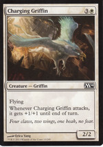 Magic The Gathering Charging Griffin Card #13/249 - $0.99