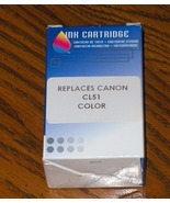 Printer Ink Cartridge Canon CL51 Color - $10.97