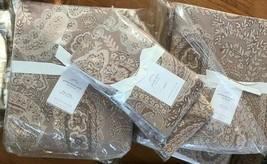 Pottery Barn Gwenn Duvet Cover Set Neutral Queen 2 Standard Shams Paisle... - $159.20