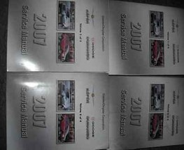 2007 DODGE DURANGO CHRYSLER ASPEN Service Shop Repair Manual Set 07 FACTORY - $247.45