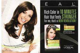 B1G1 AT 10% OFF (Add 2) Loreal Excellence To Go 10 Minute Creme Colorant(CHOOSE) - $11.98+